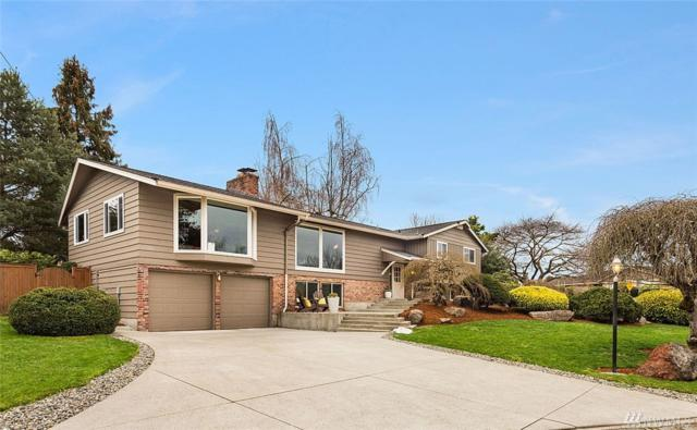 12305 SE 17th St, Bellevue, WA 98005 (#1415993) :: Ben Kinney Real Estate Team