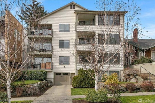 3615 Whitman Ave N #302, Seattle, WA 98103 (#1416042) :: Real Estate Solutions Group