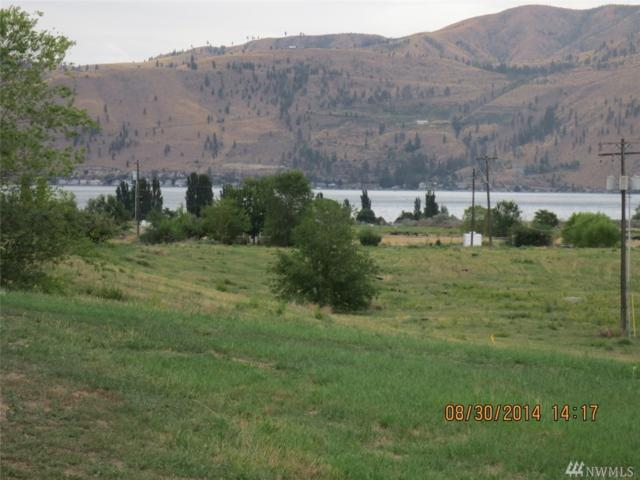 0-PARCEL A Wapato Lake Rd, Manson, WA 98831 (#1416126) :: Commencement Bay Brokers