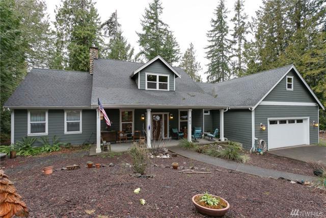 160 E Okonek Rd, Grapeview, WA 98546 (#1416153) :: Mike & Sandi Nelson Real Estate
