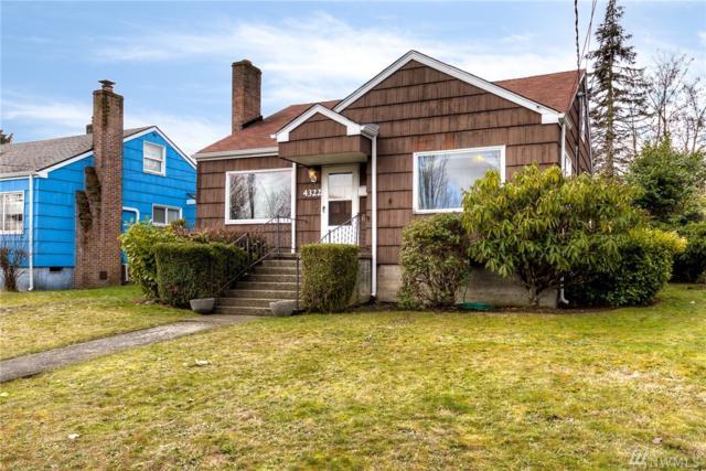 4322 E C, Tacoma, WA 98404 (#1416394) :: Real Estate Solutions Group