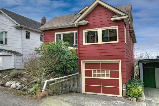 5053 Baker Ave NW, Seattle, WA 98107 (#1416438) :: TRI STAR Team   RE/MAX NW