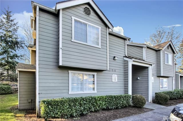 1805 S 284th Lane F-101, Federal Way, WA 98003 (#1416775) :: Homes on the Sound
