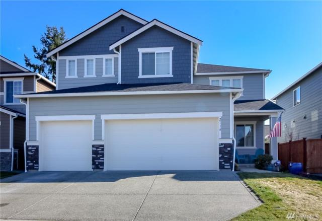 2114 Olivia St SE, Lacey, WA 98513 (#1416828) :: Keller Williams Everett