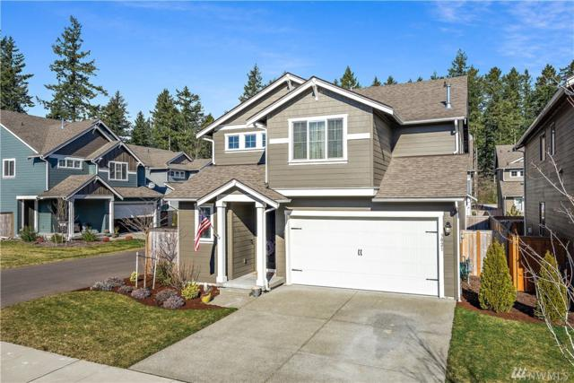 3021 Puget Meadow Lp NE, Lacey, WA 98516 (#1416842) :: Real Estate Solutions Group