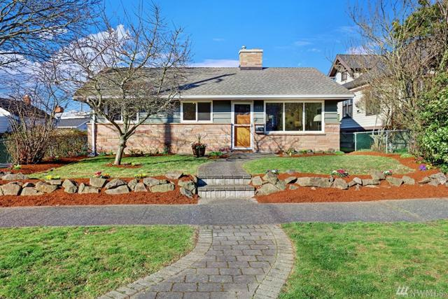 3447 62nd Ave SW, Seattle, WA 98116 (#1416880) :: Real Estate Solutions Group