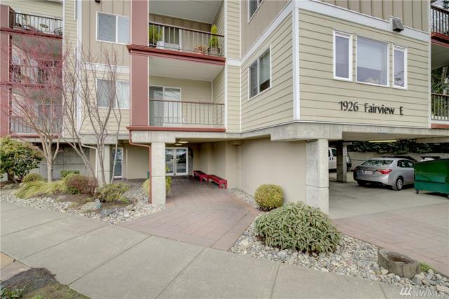 1926 Fairview Ave E #104, Seattle, WA 98102 (#1417465) :: Ben Kinney Real Estate Team