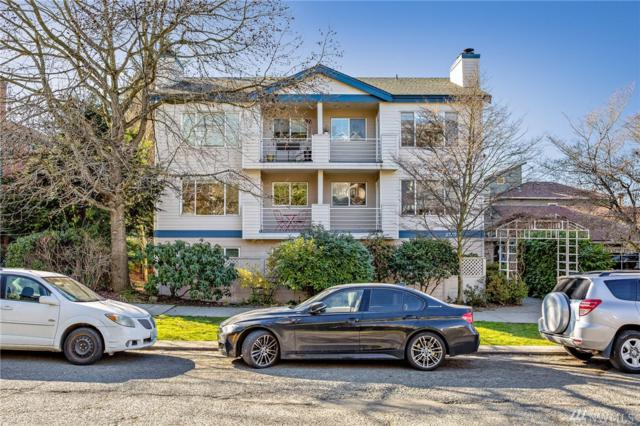 2727 Franklin Ave E B204, Seattle, WA 98102 (#1417797) :: Ben Kinney Real Estate Team