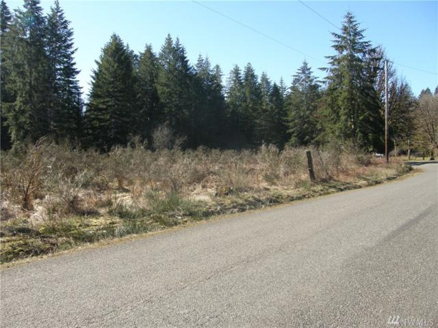 0-Lot 1 W Benthein Rd, Elma, WA 98541 (#1418042) :: Mike & Sandi Nelson Real Estate