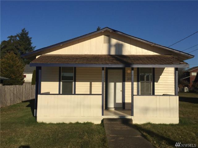 308 S 5th St, Elma, WA 98541 (#1418050) :: Crutcher Dennis - My Puget Sound Homes