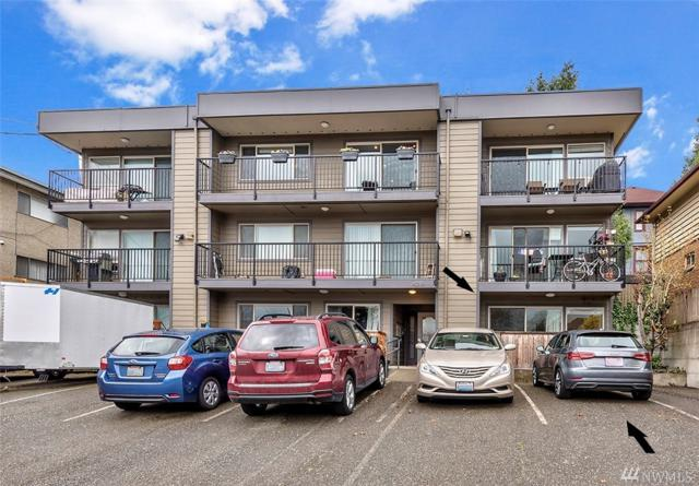 4219 Whitman Ave N #2, Seattle, WA 98103 (#1418288) :: Real Estate Solutions Group