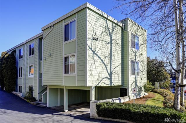 8812 20th Ave NE A304, Seattle, WA 98115 (#1418361) :: Real Estate Solutions Group