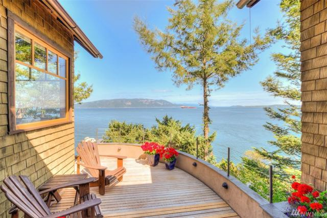 326 Sea Cliff Trail, Orcas Island, WA 98245 (#1418365) :: Kimberly Gartland Group