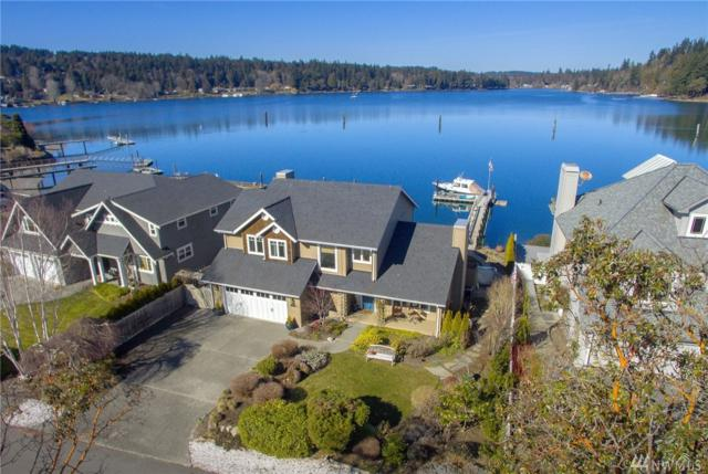 7160 NE William Rogers Rd, Indianola, WA 98342 (#1418505) :: Homes on the Sound