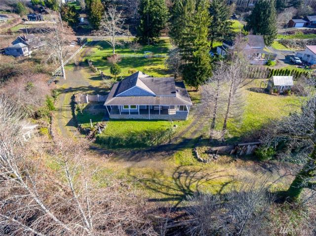 1222 Quincy St, Raymond, WA 98577 (#1418635) :: Mike & Sandi Nelson Real Estate