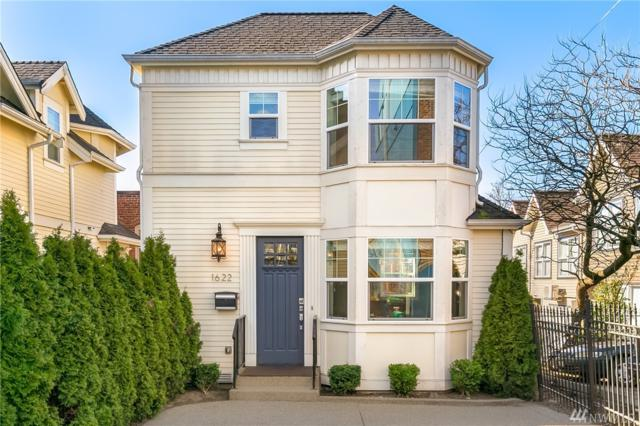 1622 14th Ave, Seattle, WA 98122 (#1418754) :: Real Estate Solutions Group
