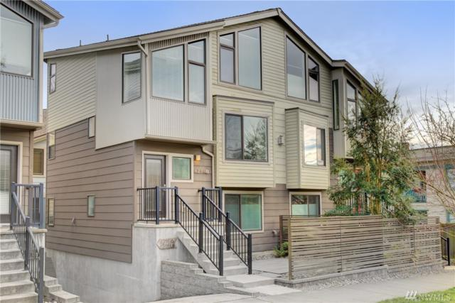 4214 Evanston Ave N B, Seattle, WA 98103 (#1418940) :: Alchemy Real Estate