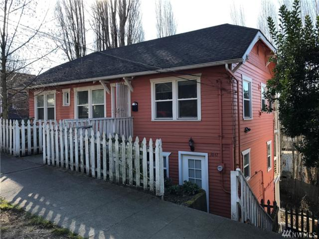 3849 22nd Ave SW, Seattle, WA 98106 (#1419095) :: Real Estate Solutions Group