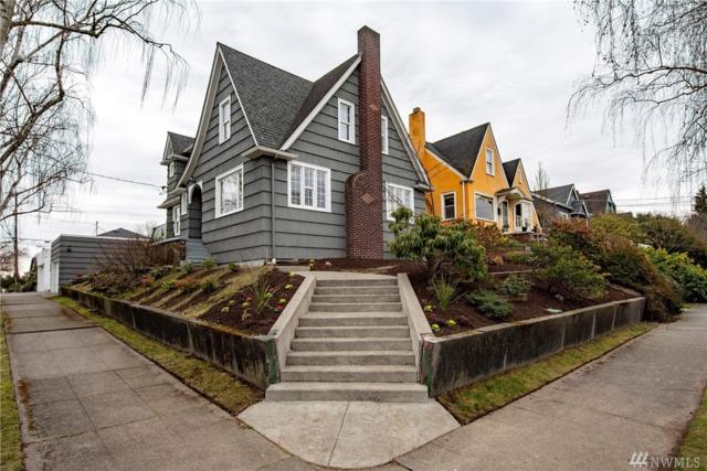 7558 14th Ave NE, Seattle, WA 98115 (#1419139) :: Real Estate Solutions Group
