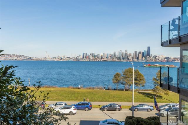 1727 Harbor Ave SW N301, Seattle, WA 98126 (#1419201) :: McAuley Homes