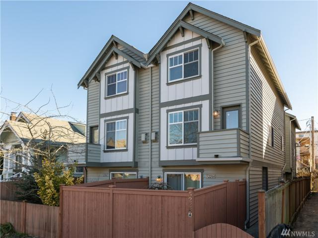 5228-A Brooklyn Ave NE, Seattle, WA 98105 (#1419578) :: Real Estate Solutions Group