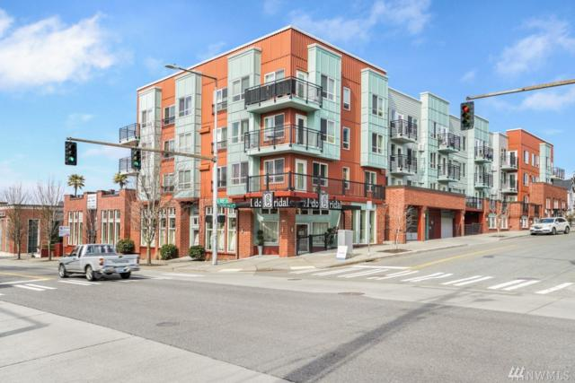 424 N 85th St #409, Seattle, WA 98103 (#1419859) :: Mike & Sandi Nelson Real Estate