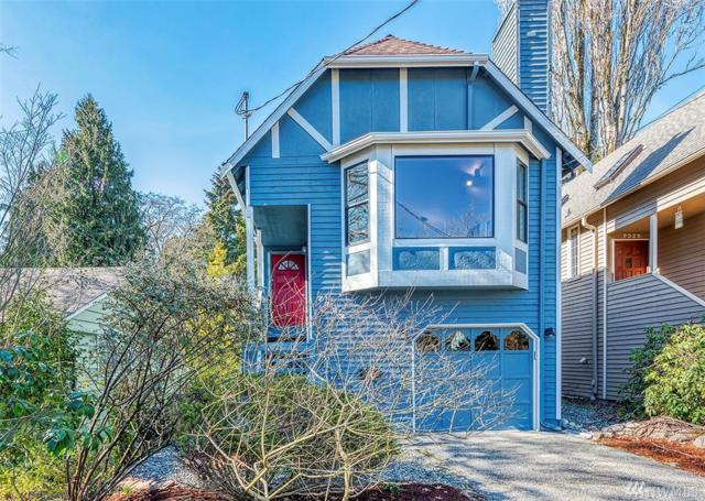 7323 23RD Ave NE, Seattle, WA 98115 (#1420231) :: Real Estate Solutions Group