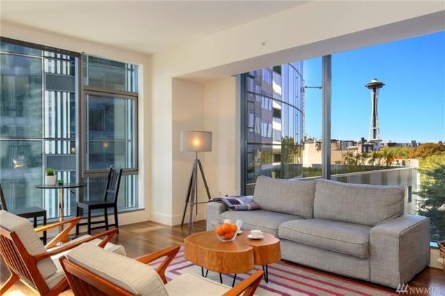 820 Blanchard St #808, Seattle, WA 98121 (#1420340) :: Ben Kinney Real Estate Team