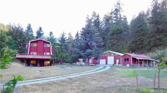 4400 Brisky Canyon, Cashmere, WA 98815 (#1420525) :: Ben Kinney Real Estate Team