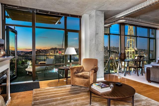 2720 3rd Ave #1002, Seattle, WA 98121 (#1420529) :: Ben Kinney Real Estate Team
