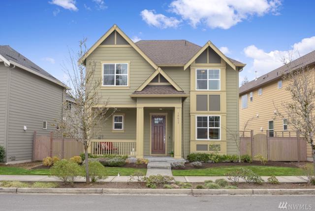 10613 Sheridan Cres NE, Redmond, WA 98053 (#1420556) :: Real Estate Solutions Group