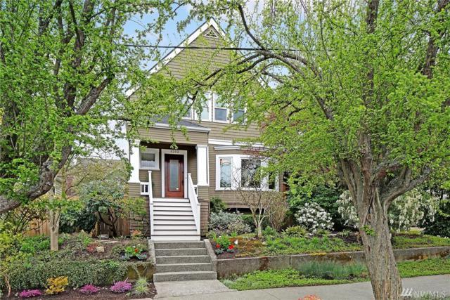 5202 Wallingford Ave N, Seattle, WA 98103 (#1420590) :: Keller Williams Everett