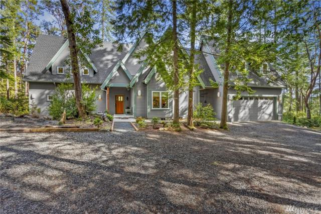 462 Bee Mill Rd, Brinnon, WA 98320 (#1420744) :: Crutcher Dennis - My Puget Sound Homes