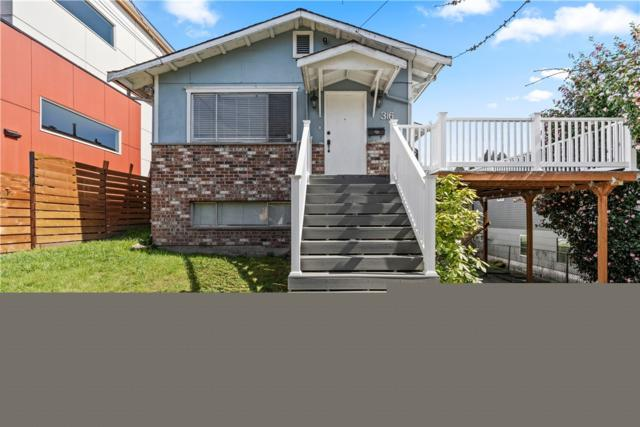 316 Dewey Place E, Seattle, WA 98112 (#1420840) :: Chris Cross Real Estate Group