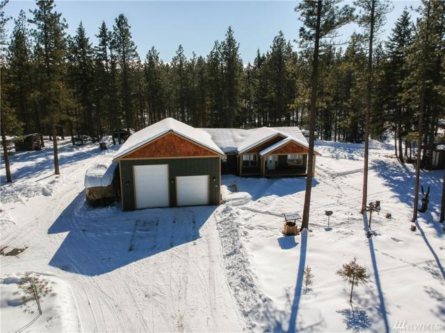 796 Loping Lane, Cle Elum, WA 98922 (#1421434) :: Real Estate Solutions Group