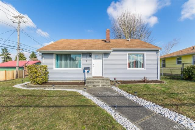 605 S 64th St, Tacoma, WA 98408 (#1421529) :: Real Estate Solutions Group
