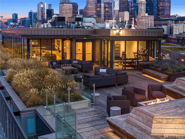 590 1st Ave S #1014, Seattle, WA 98104 (#1421601) :: Ben Kinney Real Estate Team