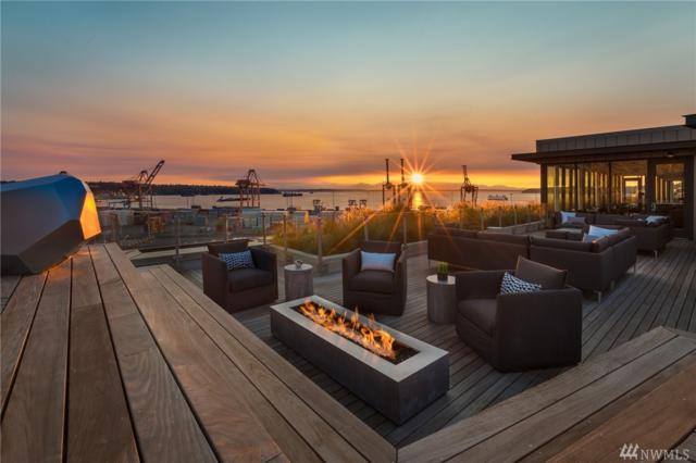590 1st Ave S #801, Seattle, WA 98104 (#1421609) :: Ben Kinney Real Estate Team