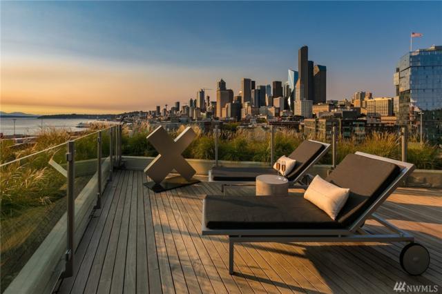 590 1st Ave S #707, Seattle, WA 98104 (#1421615) :: Kimberly Gartland Group