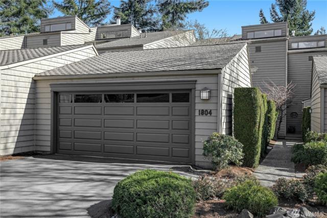 1804 102nd Ave NE, Bellevue, WA 98004 (#1421622) :: HergGroup Seattle