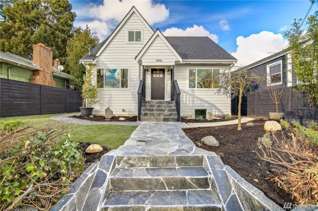 1406 NW 75th St, Seattle, WA 98117 (#1421637) :: NW Home Experts