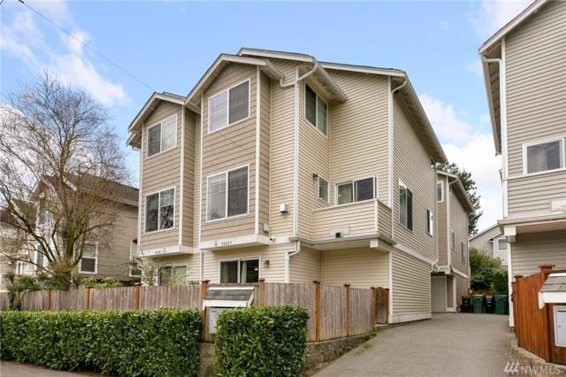 8535 Stone Ave N A, Seattle, WA 98103 (#1421722) :: Kimberly Gartland Group