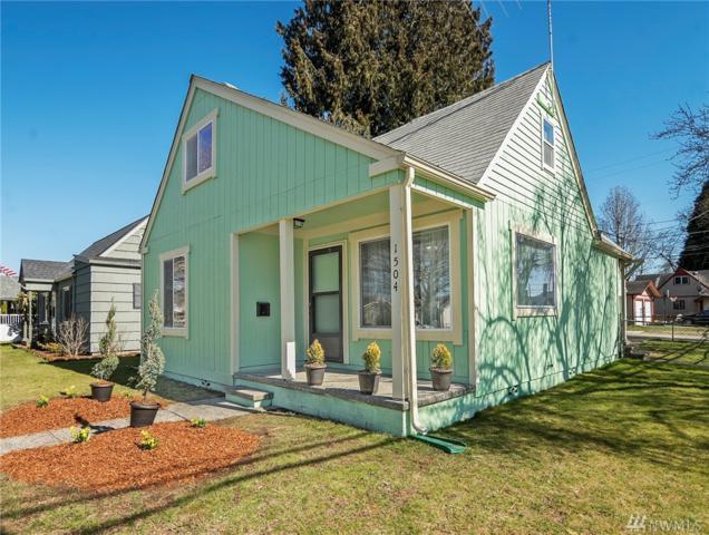 1504 8th Ave, Longview, WA 98632 (#1421892) :: Mike & Sandi Nelson Real Estate