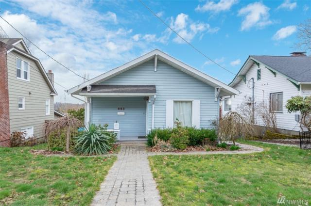 493 SE Washington Ave, Chehalis, WA 98532 (#1421904) :: Mike & Sandi Nelson Real Estate