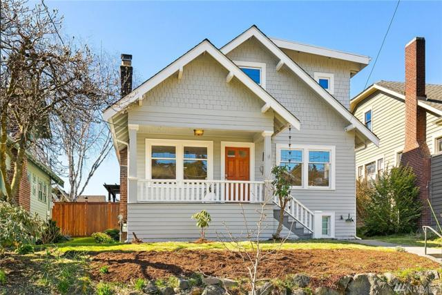 5757 27th Ave NE, Seattle, WA 98105 (#1421970) :: NW Home Experts