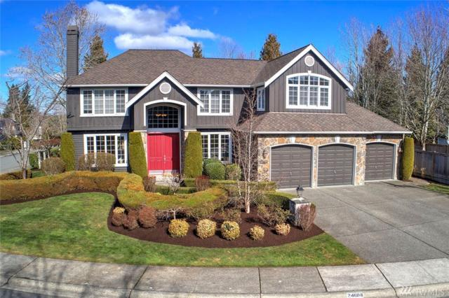 24608 SE 2nd Place, Sammamish, WA 98074 (#1422099) :: Canterwood Real Estate Team