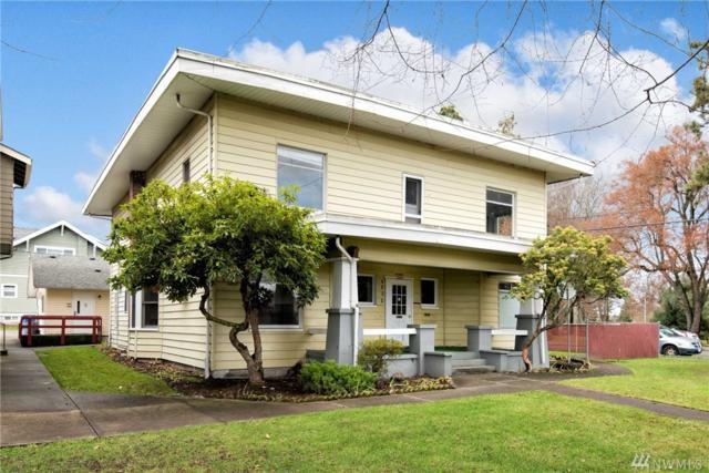 3704 S Yakima Ave, Tacoma, WA 98418 (#1422386) :: KW North Seattle