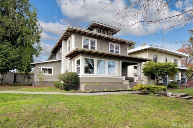 3706 S Yakima Ave, Tacoma, WA 98418 (#1422409) :: Keller Williams Realty