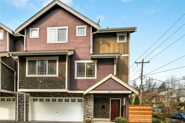 2811-A SW Nevada St, Seattle, WA 98126 (#1422611) :: Beach & Blvd Real Estate Group