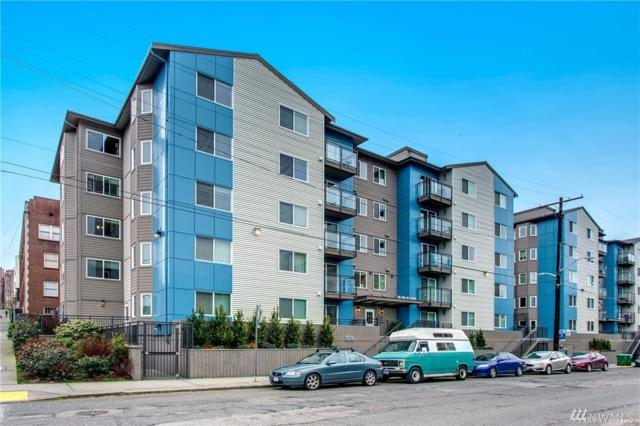 1616 Summit Ave N203, Seattle, WA 98122 (#1422629) :: Kimberly Gartland Group